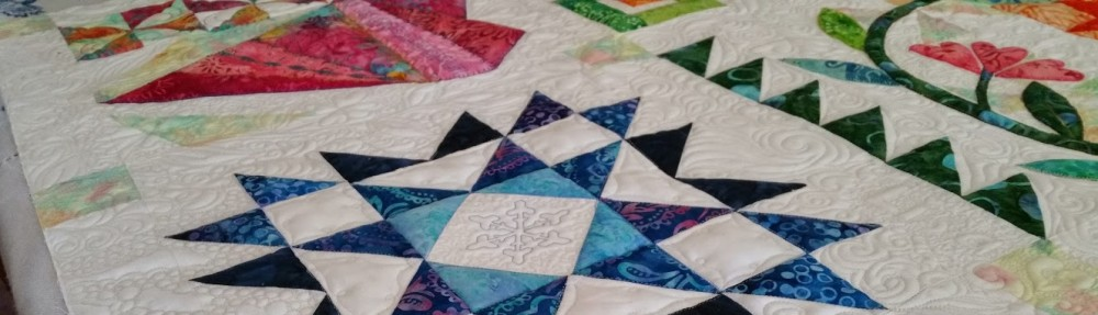 Material Girlfriends Quilt